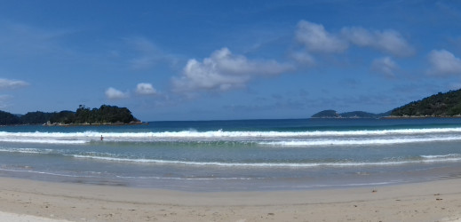 Brésil : Ilha Grande, Paraty-Trinidade